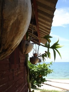 lamai beach bungalow ocean view